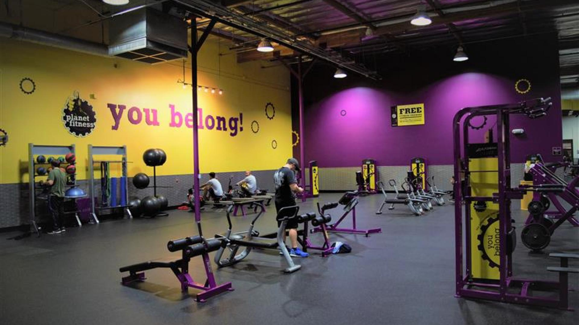 Image result for planet fitness