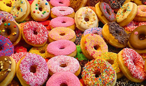 Image result for doughnuts