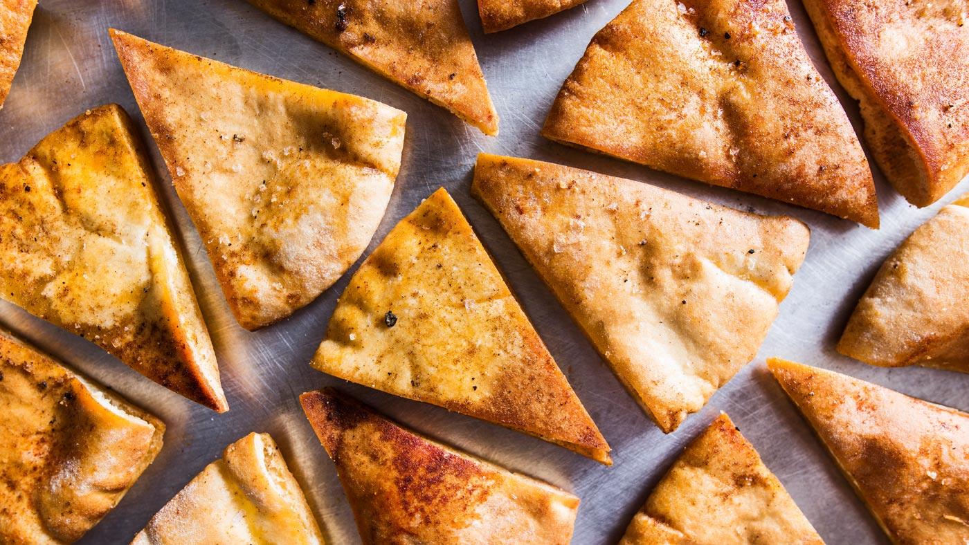 Image result for pita chips