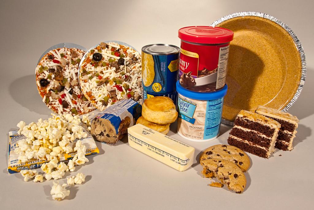 Image result for trans fat foods