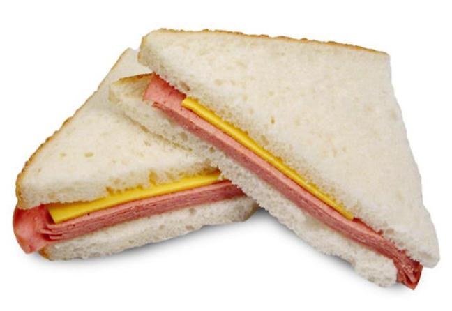 Image result for white bread sandwich