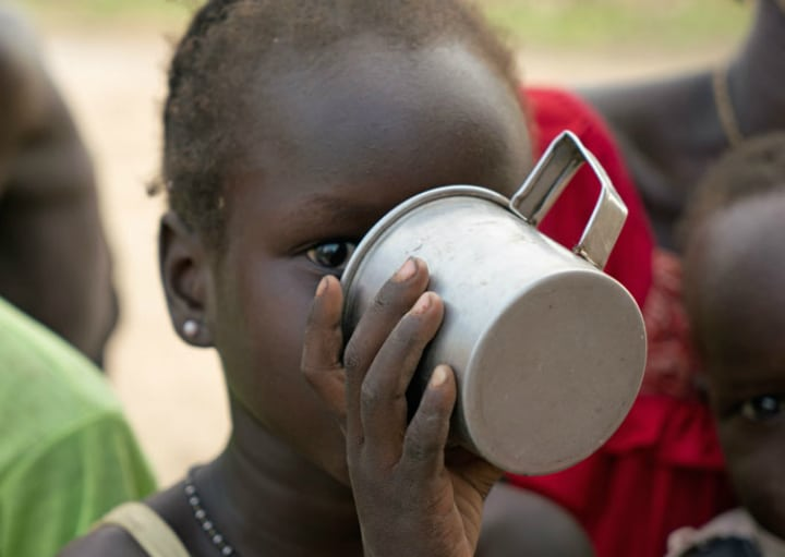 Second Sudanese Civil War