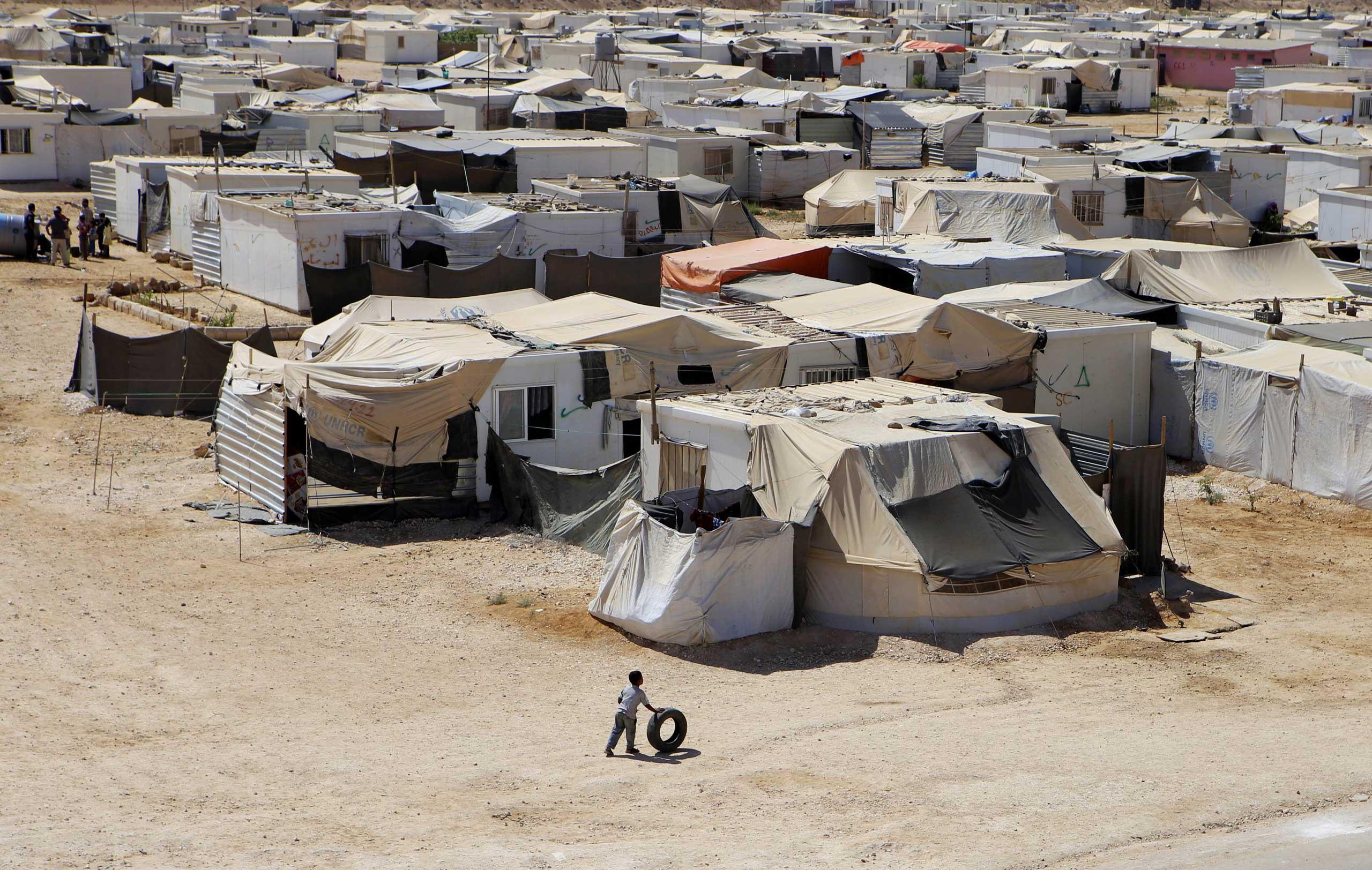 Image result for refugee camp