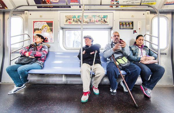 Image result for empty seat train crowd