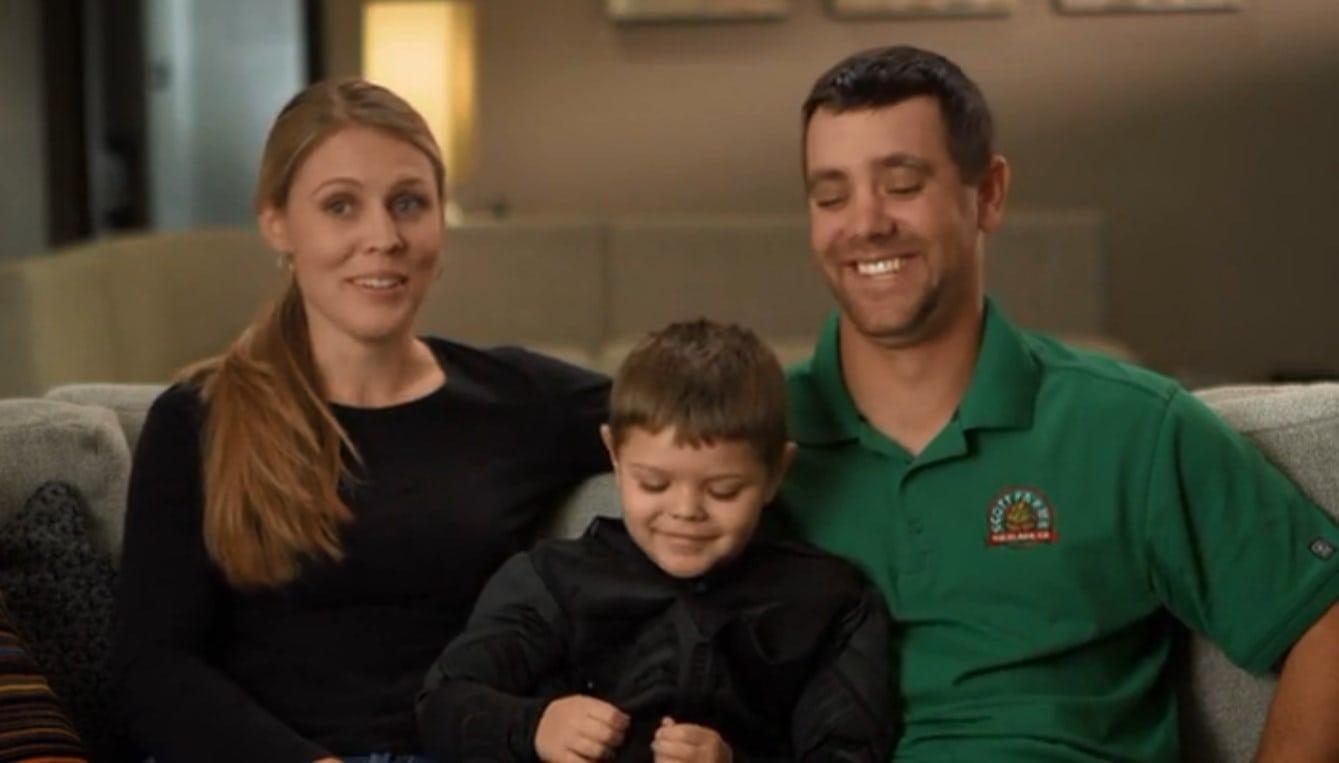 miles scott parents nick natalie make a wish foundation