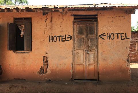 Image result for bad hotels