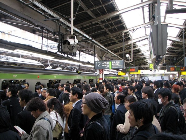 Image result for train metro people usa