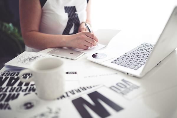 Image result for blogging woman