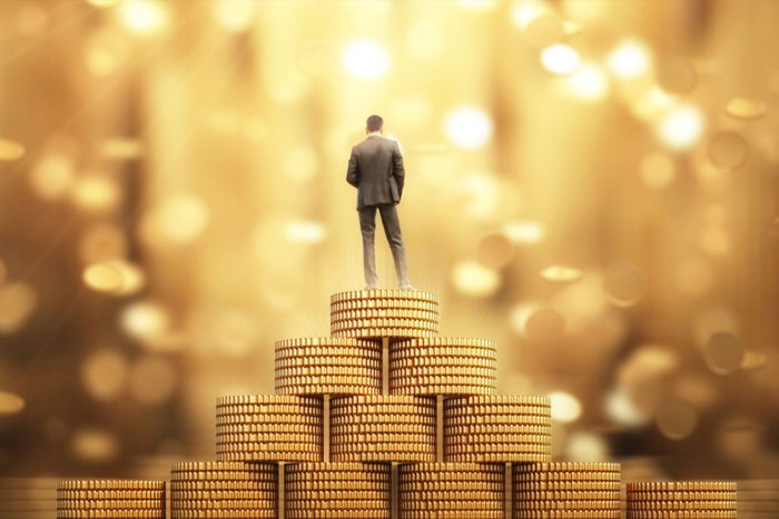 Image result for millionaire materialistic