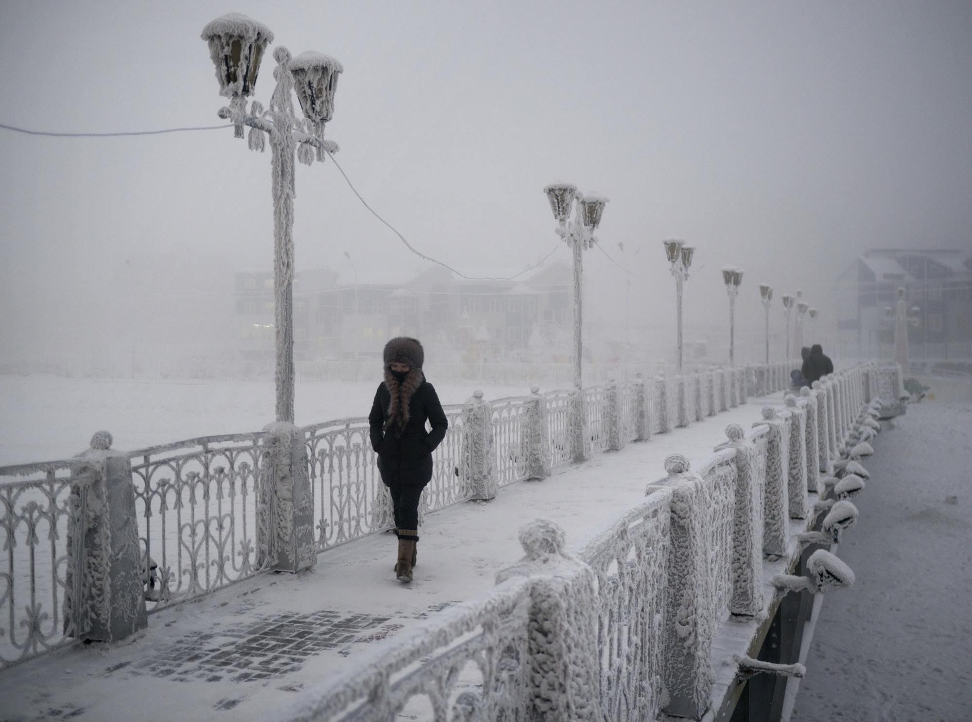 Coldest Village On Earth