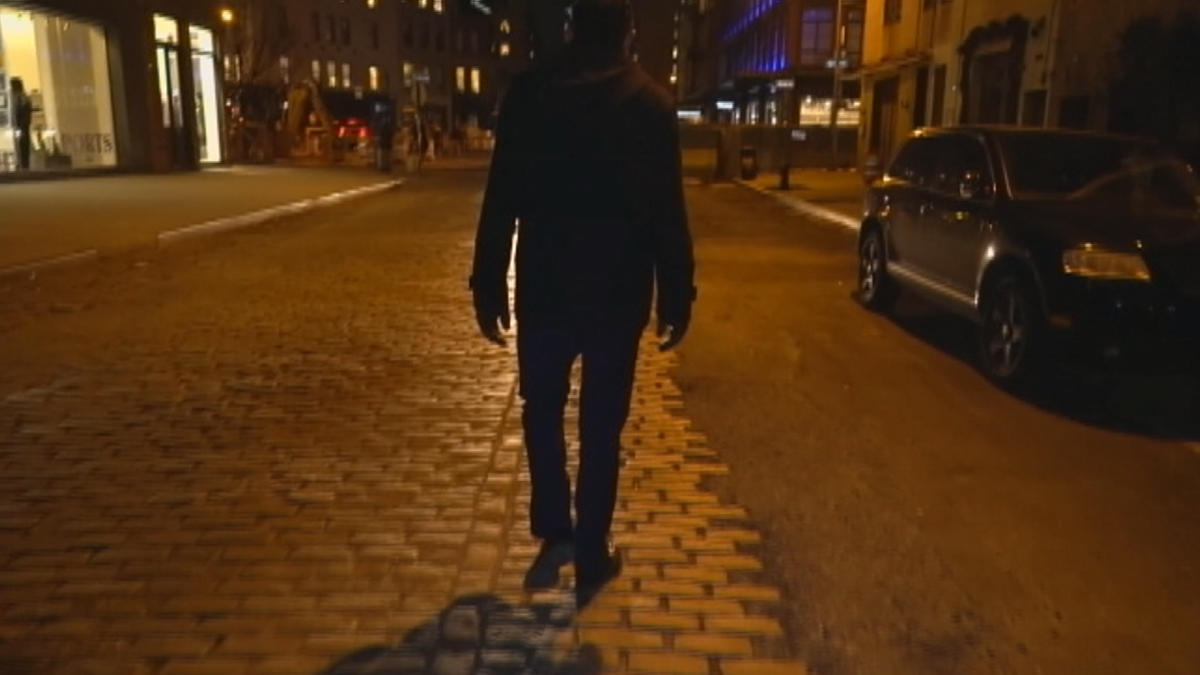 Image result for a mugger on the street